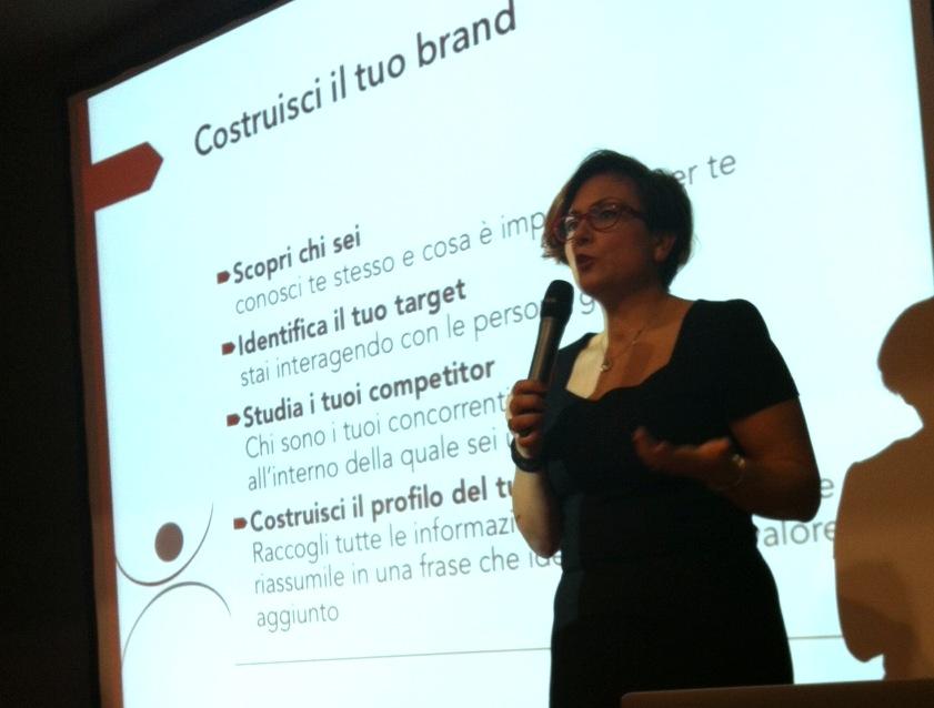 """Registrazione video: """"Tu sei il brand! Professionalità, personal branding e successo per l'impresa commerciale nell'era dei social media"""""""