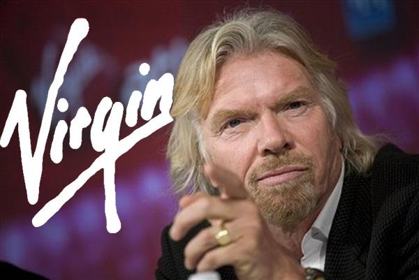 Richard Branson è un esempio di personal branding legato fortemente ai valori delle proprie imprese