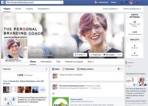 Da profilo personal a pagina Facebook