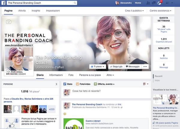 Come trasformare il tuo profilo personale Facebook in pagina aziendale in 6 passi