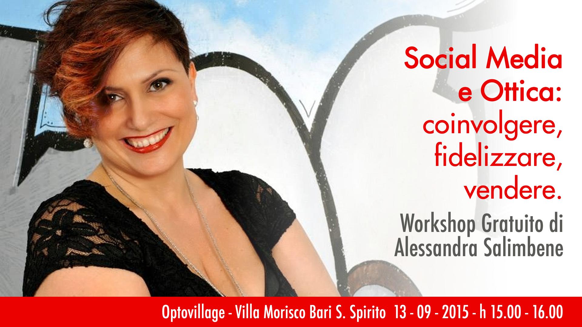 Social Media e Ottica: coinvolgere, fidelizzare, vendere.