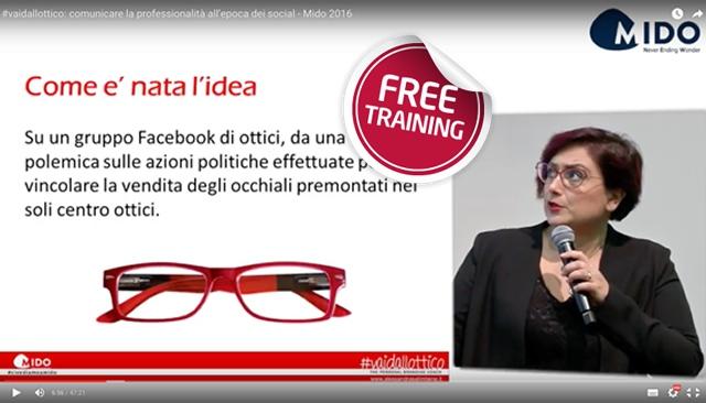 #vaidallottico: comunicare la professionalità all'epoca dei social. Il workshop completo di Mido 2016.