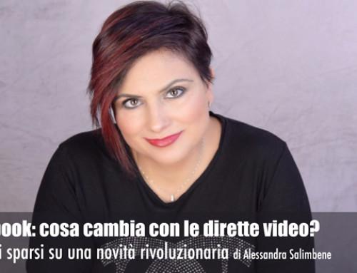 Facebook introduce le dirette video: un'altra rivoluzione annunciata!