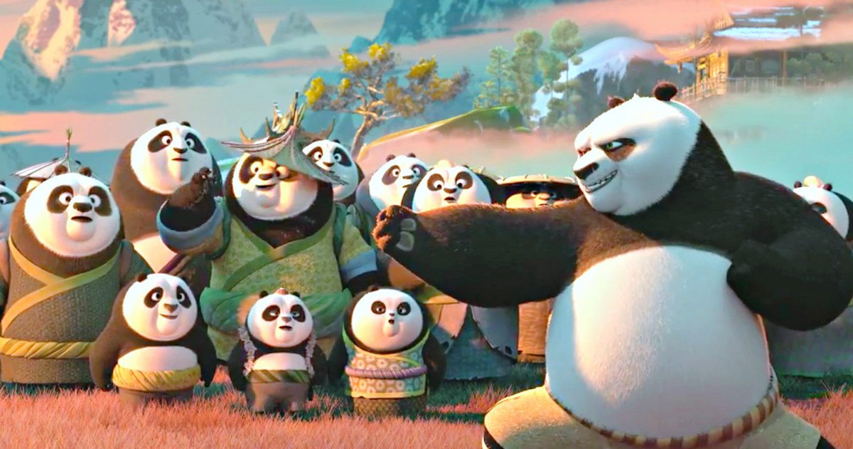 Tre insegnamenti di coaching (più uno) di Kung Fu Panda 3
