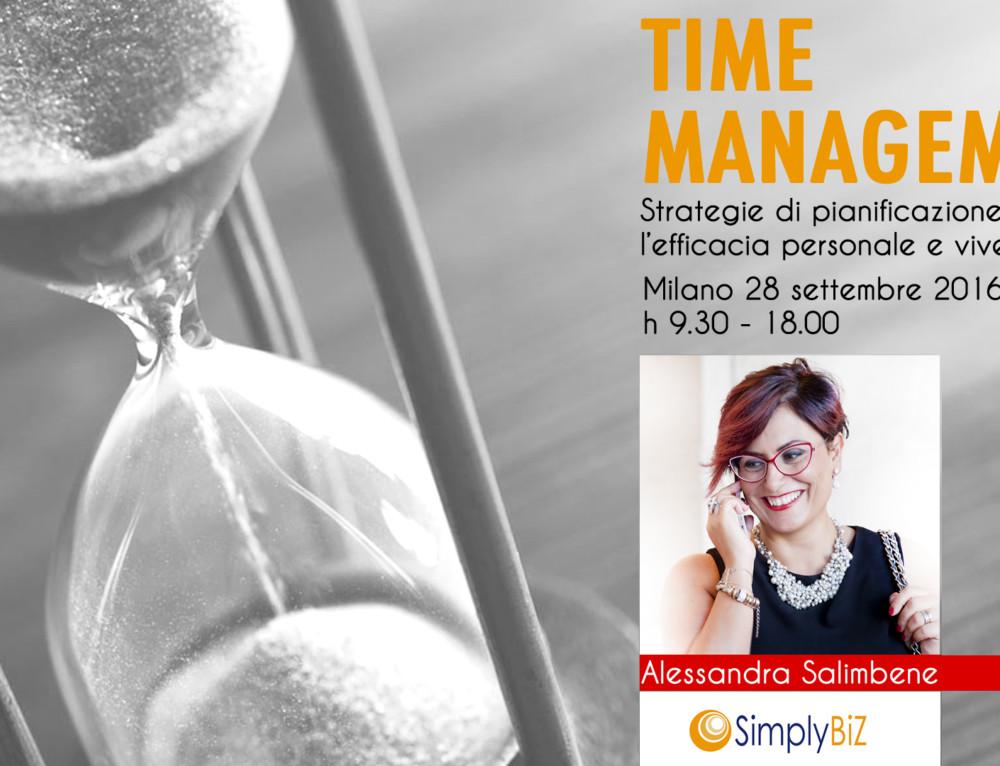 Time Management – Il corso