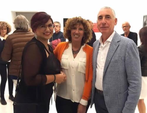 Due chiacchiere sull'arte: Sergio Cavallerin e le sue Superficidinamiche
