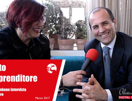 Il talento dell'imprenditore – intervista a Salvatore Leggiero