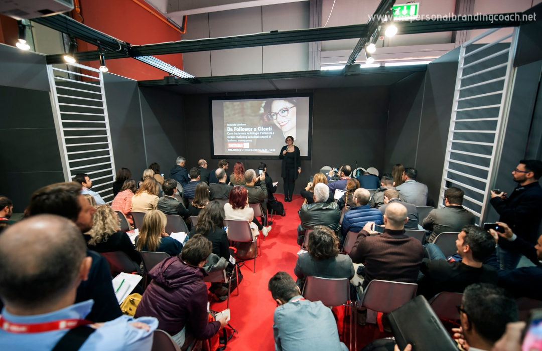Da Follower a Clienti:  Come trasformare le strategie d'influenza e content marketing in risultati concreti di business (SMAU 2017)