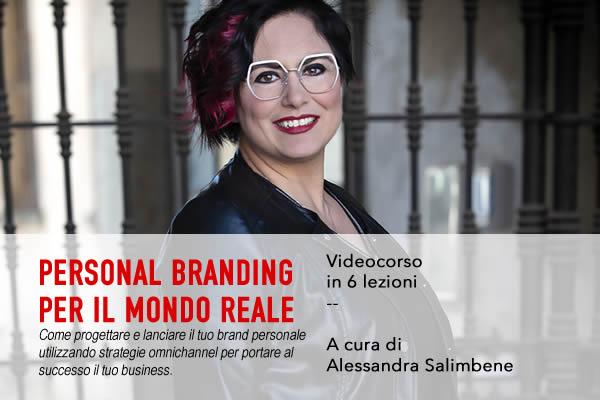 Personal branding per il mondo reale